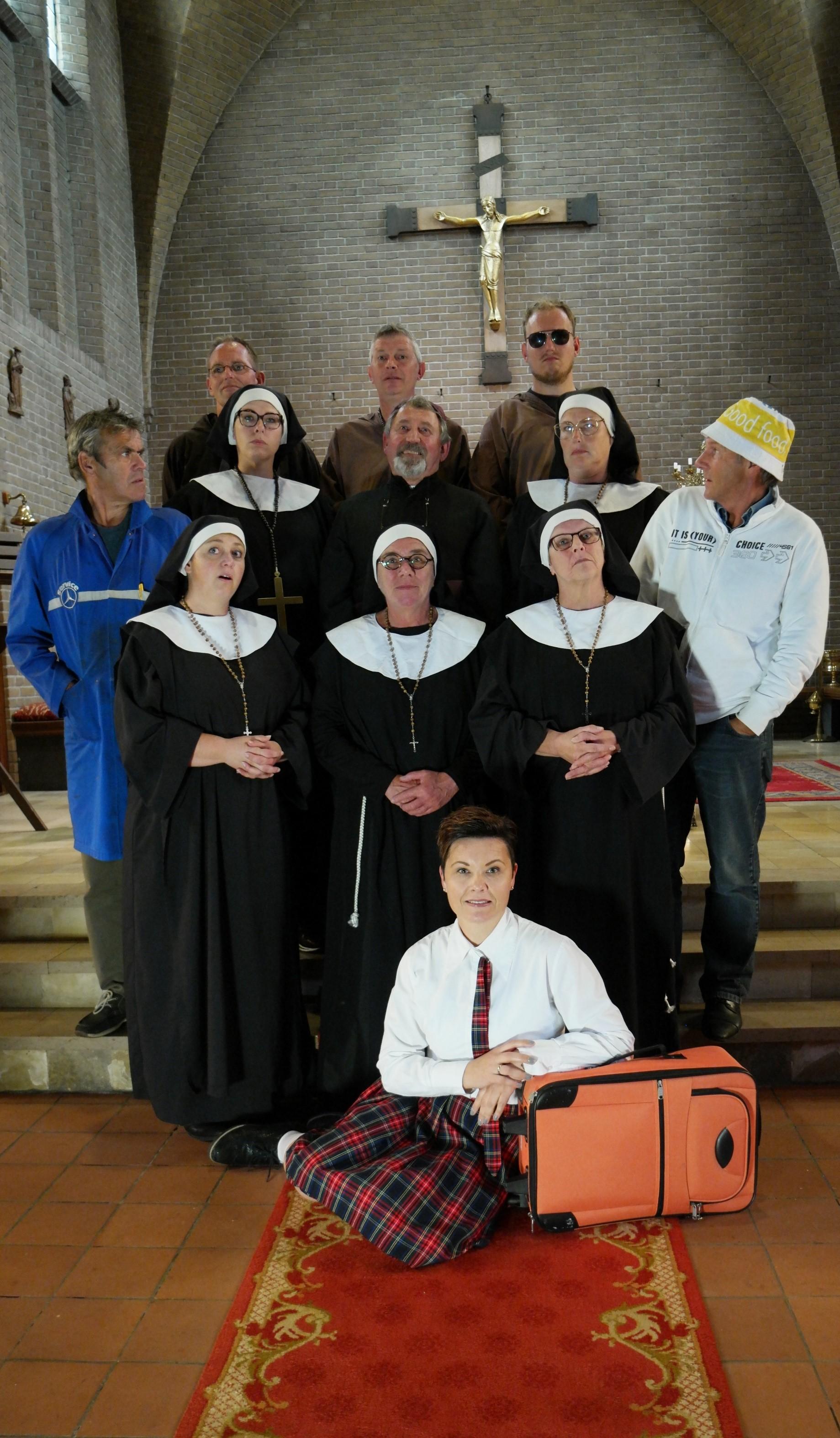 Broeders bij nonnen, waar zijn we aan begonnen (2017)